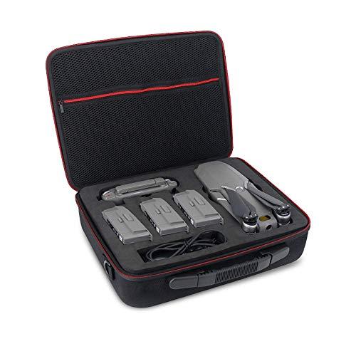Flycoo - Custodia da viaggio per DJI Mavic 2 Pro/Mavic 2 Zoom Drone e accessori di protezione borsa di trasporto portatile valigia borsa a tracolla