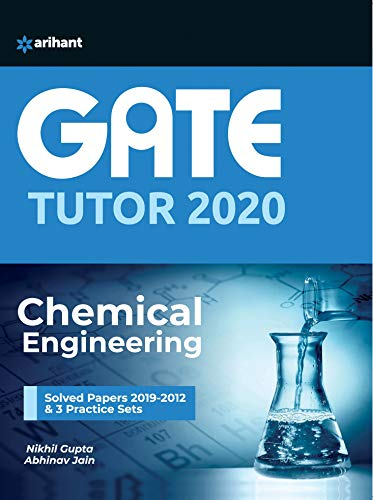 GATE Chemical Engineering (Old Edition) Paperback