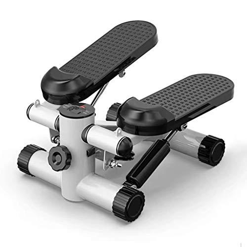 Summerone Hydraulische mute-stepper multifunctioneel pedaal Indoor Sports Stepper legs-LCD-monitor voor thuis fitness Studio