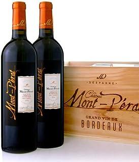 木箱入りシャトー モンペラ ルージュ[2014]6本セット(ワイン(=750ml)6本と同梱可)(赤ワイン)