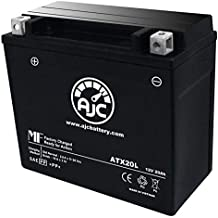EverStart ES20LBS Powersports Replacement Battery - This is an AJC Brand Replacement
