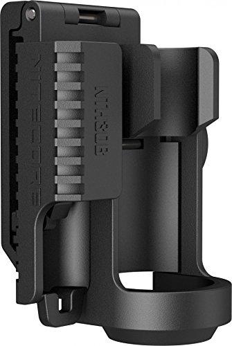 NiteCore Tactical Holster NTH30B, Schnellzieholster, 360 Grad drehbar