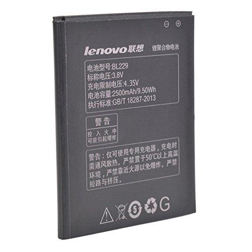 Pink Lizard 2500 mAh repuesto Lenovo bl229 para Lenovo A8 A806