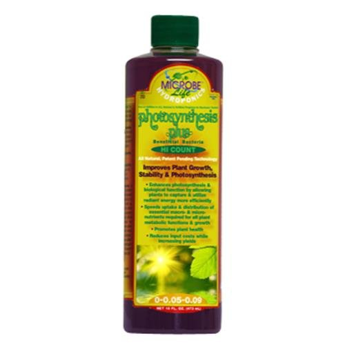 Microbe Life PH21227 717505 Photosynthesis Plus Fertilizer, 1 Quart