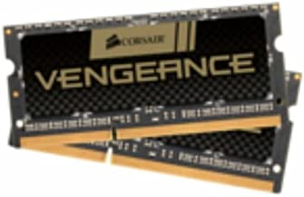 Corsair Vengeance CMSX8GX3M2A1600C9 8GB 2X4GB DDR3-1600 SODIMM CL9 1.5V Dual Channel Memory Kit