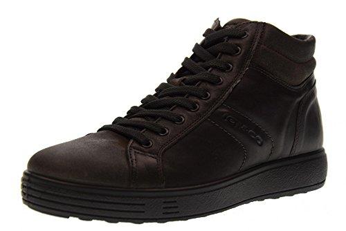 IGI&CO 87302/00 hoge sneaker schoenen met hoge hakken maat 45 Donkergrijs