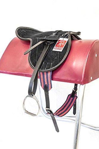 Swiss Horse Reitkissen, Sattel, Sattelkissen, Sattelpad für Pony oder Holzpferd