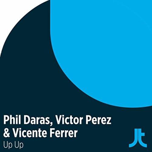 Phil Daras, Victor Perez & Vicente Ferrer