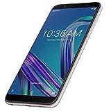 ASUS Zenfone Max Pro M1 Smartphone débloqué 4G (Ecran : 5,99 Pouces - 64 Go - Double Nano-SIM - Android) Argent