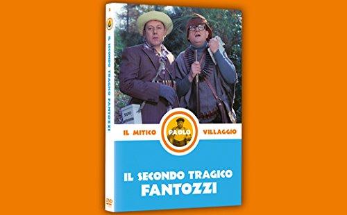 Il Mitico Paolo Villaggio 2 - Il Secondo Tragico Fantozzi [Editoriale]