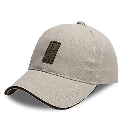 sdssup Ebay Golf Gorra de béisbol algodón Sombrero Casual Sombrero 6 Ajustable