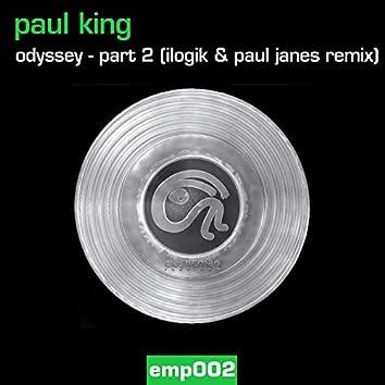Odyssey, Pt. 2 (Ilogik & Paul Janes Remix)