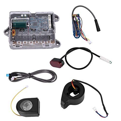 Demeras - Placa base de Scooter de controlador ESC, resistente, piezas de patinete eléctrico de alta calidad para placa base de scooter eléctrica para piezas de reparación de scooter
