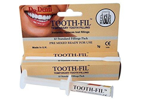 Dr Denti 3 g Zahnfüllung, temporäre Zahnfüllung