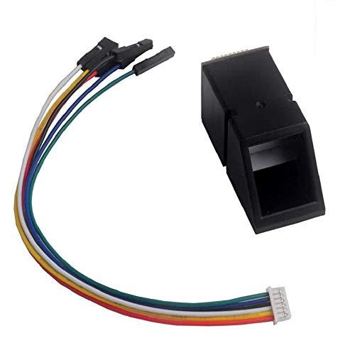 DollaTek Modulo sensore di Lettore di Impronte digitali Ottico a Luce Blu per Arduino Mega2560 Uno R3