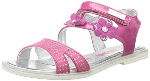 Asso 40702, Sandales Fille, Rose (Fuxia), 32