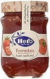 Hero - Confitura Extra de Tomate - Paquete de 8 x 345g, Total: 2760 g