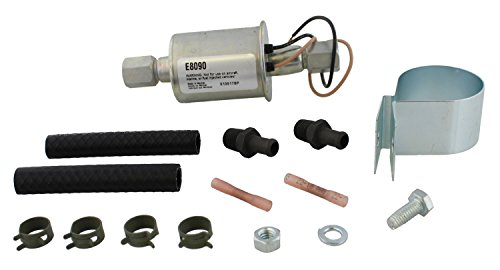 Airtex E8090 Universal Solid State In-Line Electric Fuel Pump