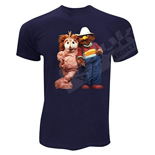 Desconocido Camiseta ESPINETE Y Don PINPON. AÑOS 80. EGB.