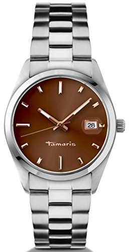 Tamaris Damen-Armbanduhr Analog Quarz B03000380