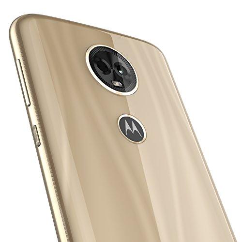 Moto E5 Plus (Fine Gold, 3GB RAM, 32GB Storage)