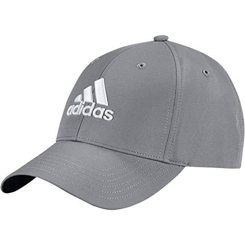 adidas Gorro de Golf para Hombre, Hombre, Gorro/Sombrero, TXM1186S20, Gris, Talla única