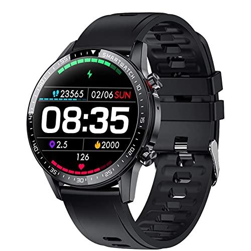 HYDT Nuevo Reloj Inteligente Bluetooth Bluetooth Pulsera Deportiva Reloj Inteligente Pulsera Deportiva Impermeable