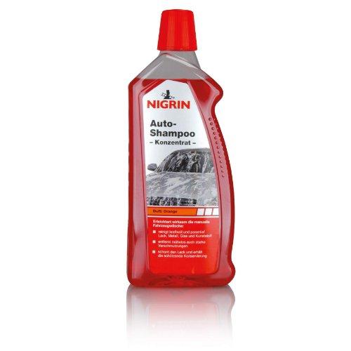 NIGRIN 73920 Autoshampoo Konzentrat 1000ml