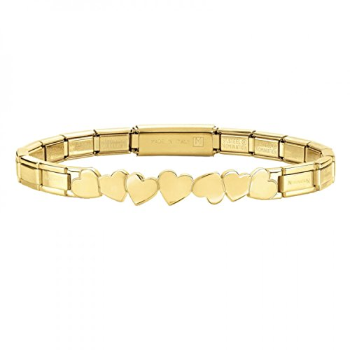 Nomination Trendsetter 18cm Stainless Steel Women's Bracelet 021111/001