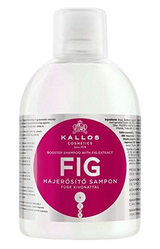 Kallos KJMN Feige Shampoo zur Verstärkung der Haare mit Feigenextrakt, 1000 ml
