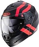 Casco Caberg Duke II SuperLegend Matt Black/Red Fluo L
