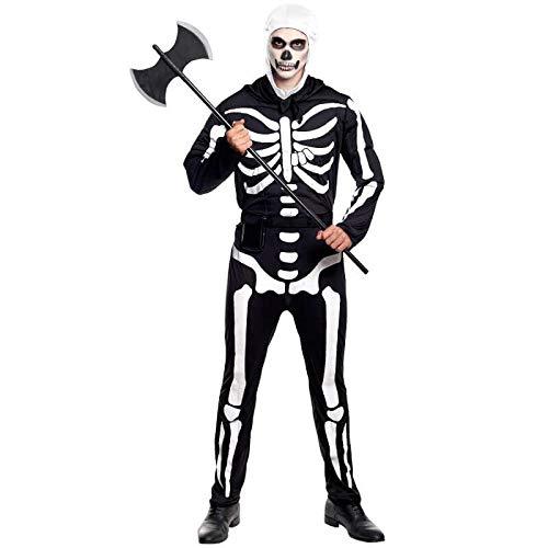 Disfraz Soldado Skull Hombre (Talla M) Halloween
