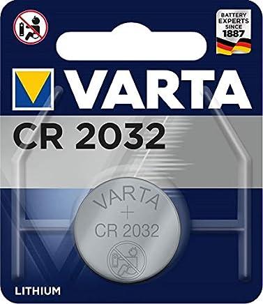 Battery, Lithium CR2032