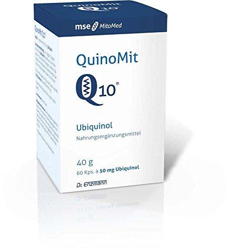 Quinomit Q10® mse 60 Kapseln