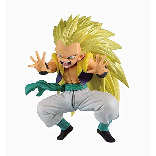 Banpresto - Dragon Ball Super Saiyan 3 Gotenks (Bandai 85630)