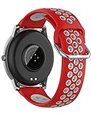 Smart Watch-vervangende bandjes Band voor Xiaomi Haylou Solar LS05, 22 MM siliconen sport Tweekleurige band voor slimme armband Fitness Tracker (alleen band)