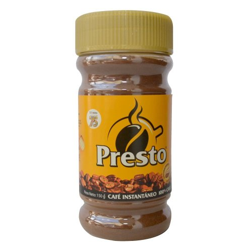 Cafe Presto Instant Coffee from Nicaragua - (150 gr)
