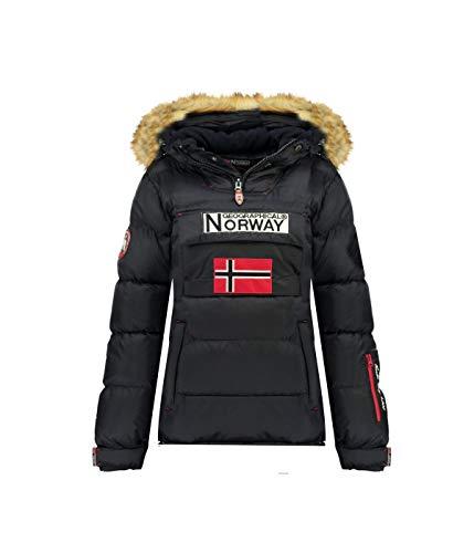 Geographical Norway - Doudoune Femme Bleu L