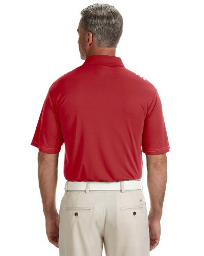 adidas ClimaLite Contrast Stitch Polo