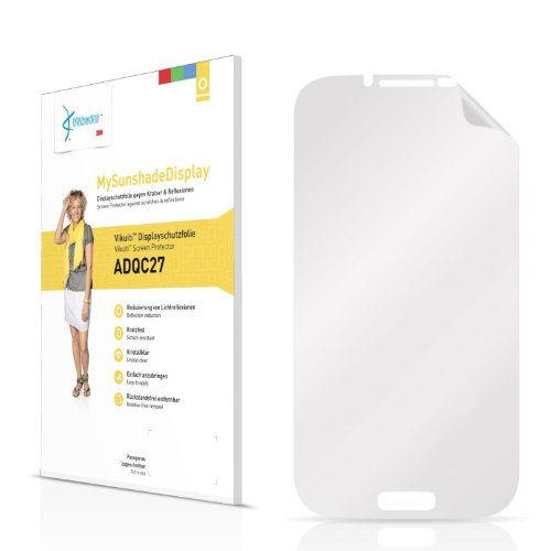 Vikuiti MySunshade ADQC27 Displayschutzfolie fr Samsung Galaxy S4 LTE I9505