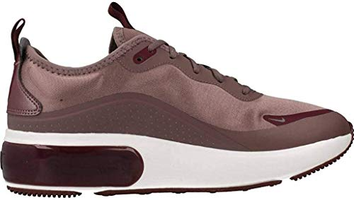 Nike Damen Air Max Dia Casual Sneakers, Braun (Pflaume Eclipse/Black/Night Maroon/Sum), Medium