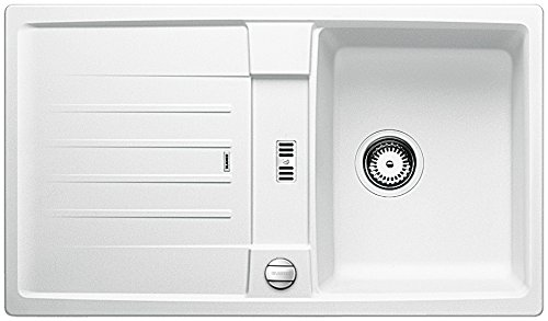 Blanco ClassicLexa 6 S Évier en Silgranit PuraDur, 514654