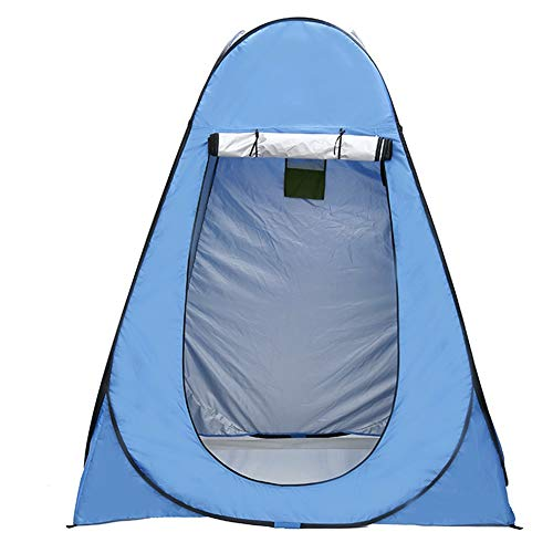 Pop Up Tent Beach Camping Tent Bathing Tent Outdoor Changing Clothes Cover Mobile Toilet Toilet Simple Shower Shed Outdoor Bathing Tent Thicken Foldable Outdoor UV Lightweight Waterproof tent
