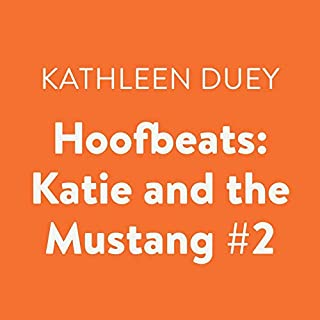 Katie and the Mustang, Book 2 audiobook cover art
