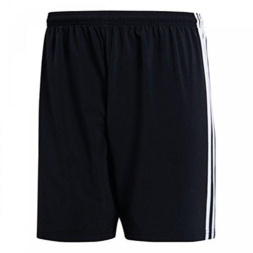 adidas Cf0709 Short Homme - Noir (Blanc) - FR : M (Taille Fabricant : M)