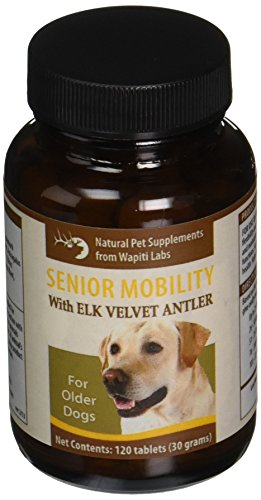 Wapiti Labs Senior Mobility - 120 ct