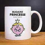 Mug MADAME PRINCESSE - Mug céramique de qualité. Mug imprimé en France