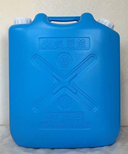タンゲ化学工業『灯油缶18L』