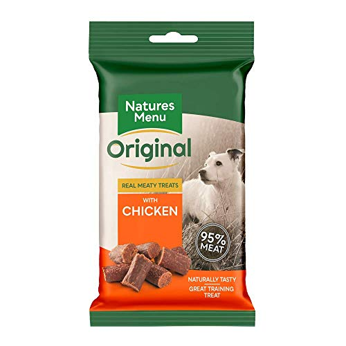 Natures Menu - DOG Real Meaty Dog Treats with Chicken