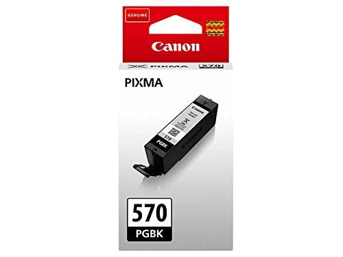 Canon original - Canon Pixma MG 7750 (570PGBK / 0372C001) - Tintenpatrone schwarz - 300 Seiten - 15ml